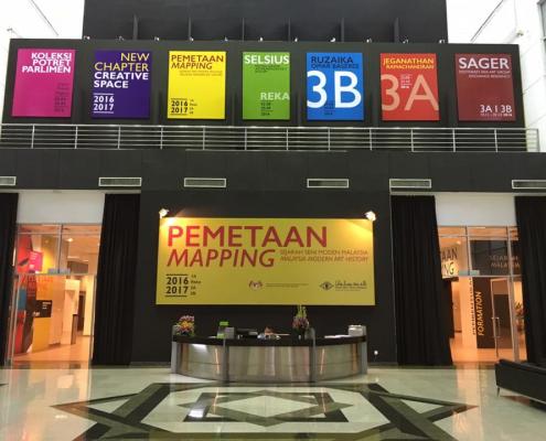 Pemetaan Banner