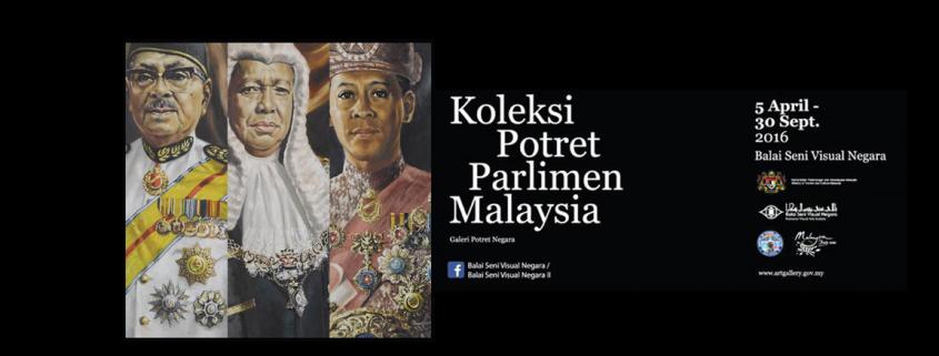 Koleksi Potret Parlimen Malaysia