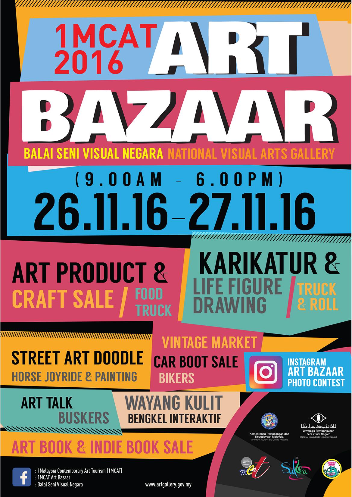 FINAL Poster art bazaar