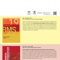 Program Pameran 2019 Balai Seni Negara